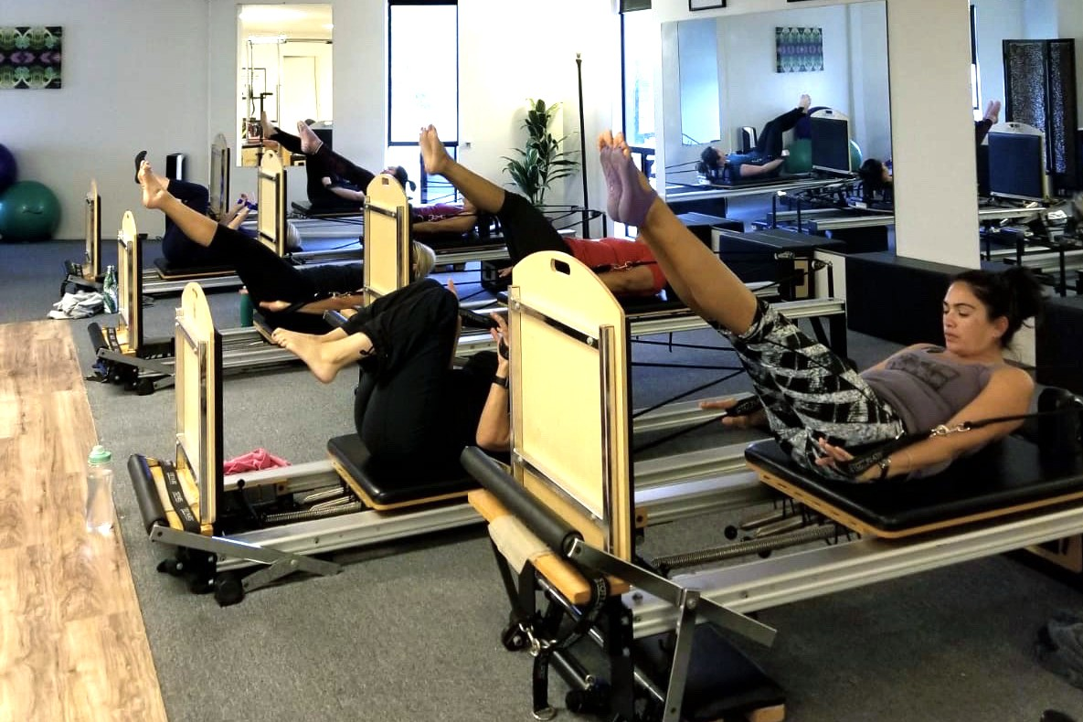Cardio Jump and Sculpt Jump-board Reformer
